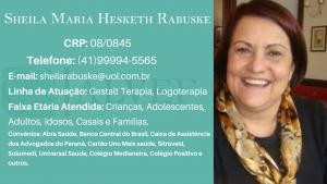 Sheila Maria Hesketh Rabuske