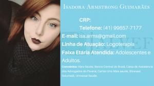 Isadora Armstrong Guimarães