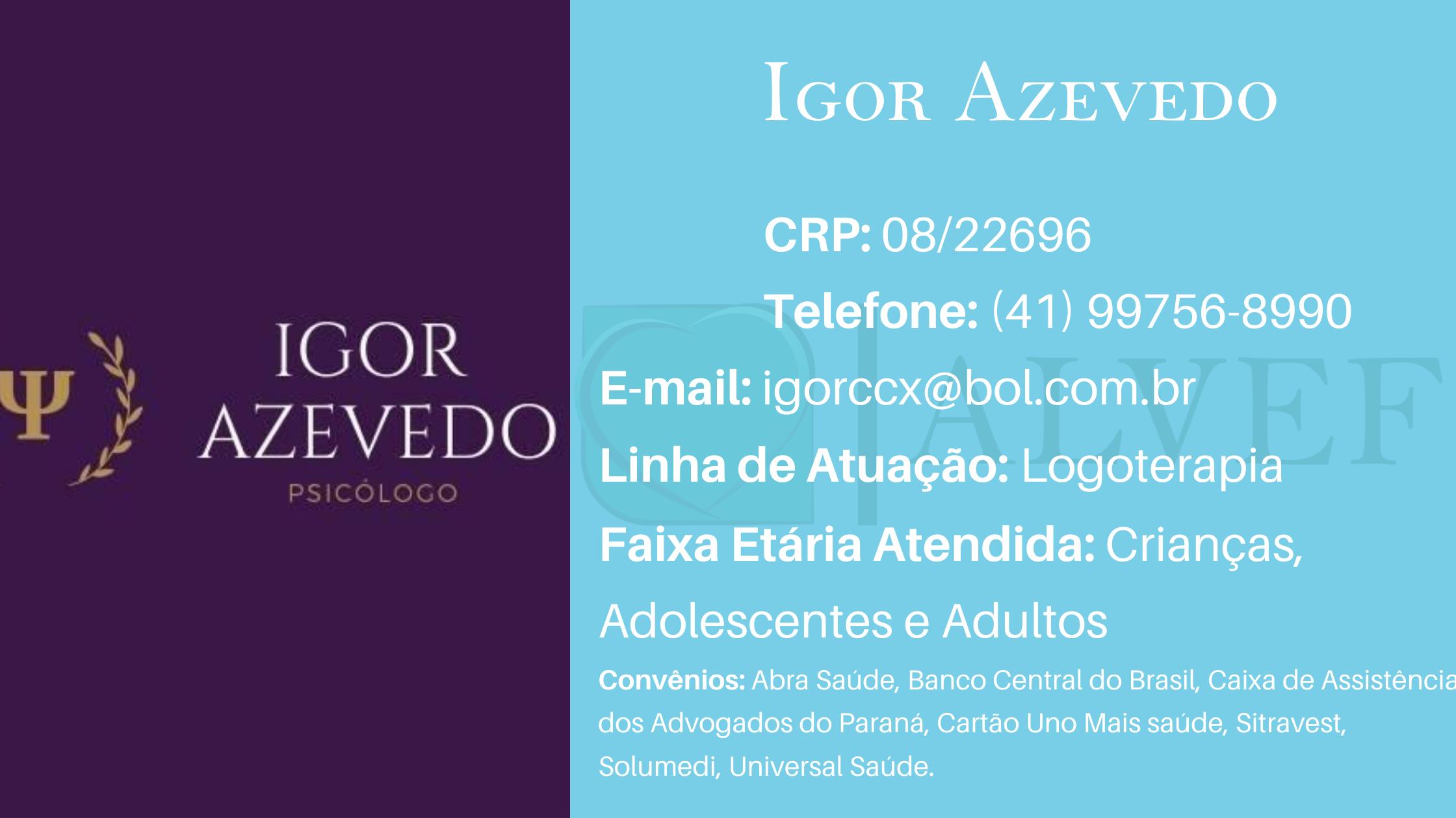 Igor Azevedo